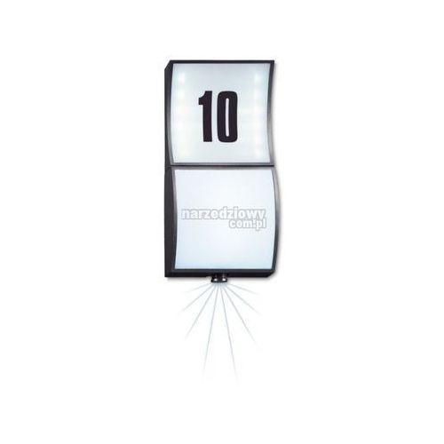 STEINEL Lampa numeryczna L320 alu-srebrny TRANSPORT GRATIS ! sprawdź szczegóły w narzedziowy.com.pl