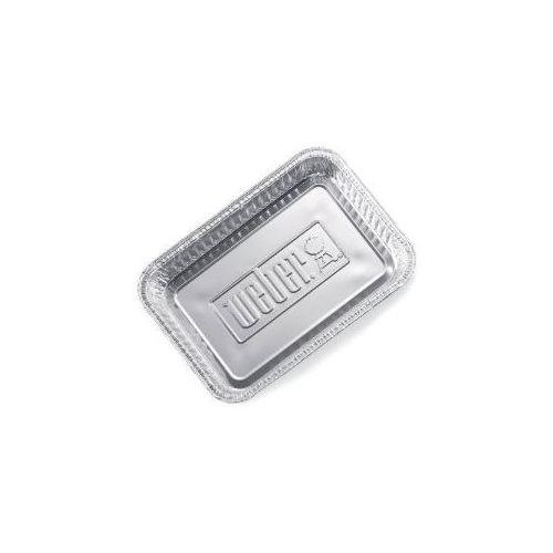 Aluminiowa miseczka małe 10 szt., produkt marki Weber