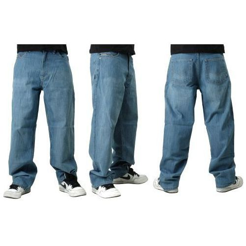 spodnie REELL - Baggy Beach (BL-7358) rozmiar: 30/32 - produkt z kategorii- spodnie męskie