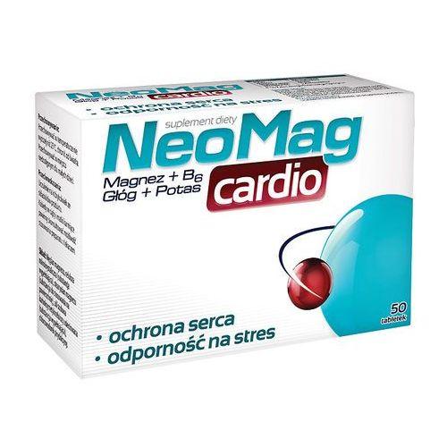 Neomag cardio x 50 tabl, postać leku: tabletki