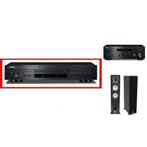 YAMAHA R-S300 + CD-S300 + KLIPSCH KF26 - Tanie Raty za 1%