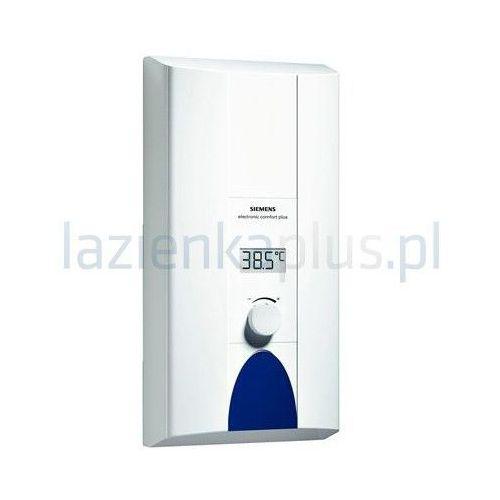 Ogrzewacz wody przepływowy trójfazowy  eletronic comfort plus de 1821515, marki Siemens