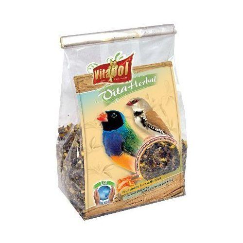 Vitapol Vitaherbal Owocowe nasiona dla ptaków egzotycznych 150g [4208]