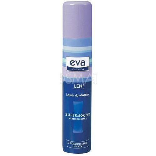 Produkt z kategorii- pozostałe kosmetyki do włosów - Eva Natura Lakier Supermocny, 200 ml