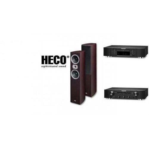 Artykuł MARANTZ PM5005 + CD5005 + HECO 502 z kategorii zestawy hi-fi
