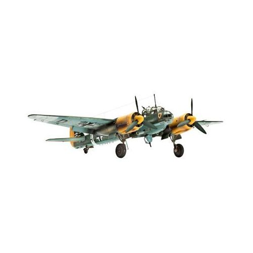 Oferta REVELL Junkers Ju88 A4 Bomber z kat.: ogrzewanie