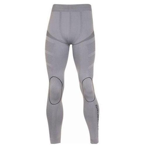 BRUBECK - Spodnie męskie THERMO silver 2013 - produkt z kategorii- spodnie męskie