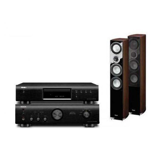 Artykuł DENON PMA-520 + DCD-520 + MAGNAT QUANTUM 677 z kategorii zestawy hi-fi