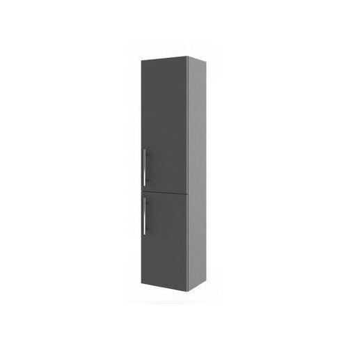 Słupek łazienkowy AMSTERDAM wiszący antracyt 0415-202011 Aquaform - produkt z kategorii- regały łazienkow