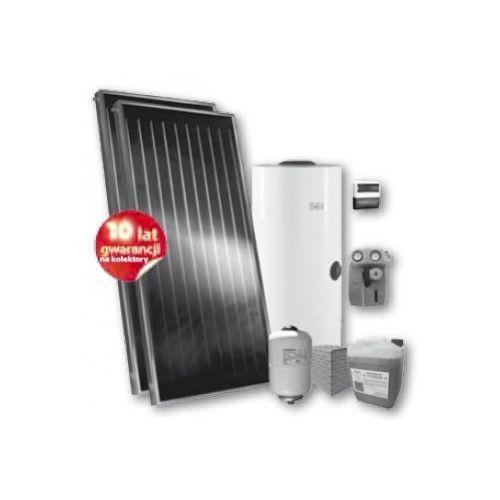 Oferta Immergas IMMERSOLE SUPER 2 x 2.0 + 200 - zestaw solarny z kat.: ogrzewanie