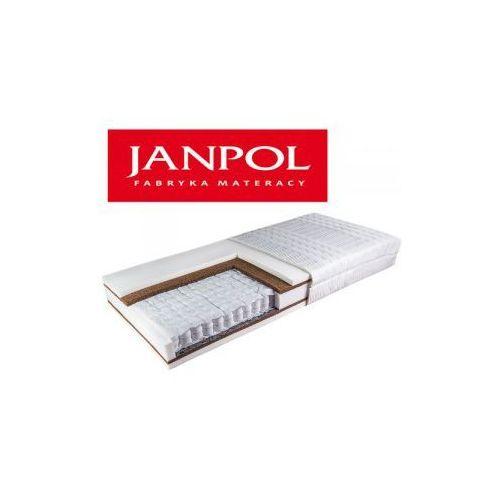 Materac EREBU DREAM 200x200 - Dostawa 0zł, GRATISY i RABATY do 20% !!!, produkt marki Janpol