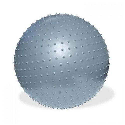Produkt METEOR 31105 75 cm - Piłka do masażu z pompką