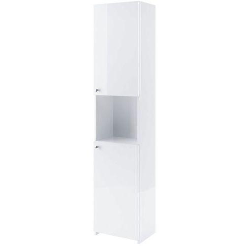 AQUAFORM szafka wysoka Maxi II biała (słupek) 0412-260100 - produkt z kategorii- regały łazienkowe