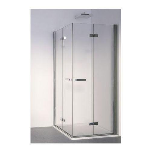 SANSWISS SWING LINE-F SLF2 D+G Wejście narożne drzwi 70 składane lewe SLF2G07005007 (drzwi prysznicowe)
