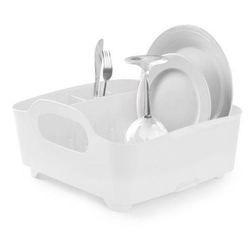 Umbra - ociekacz do naczyń - Tub - biały - DARMOWA DOSTAWA !!! - produkt z kategorii- suszarki do naczyń