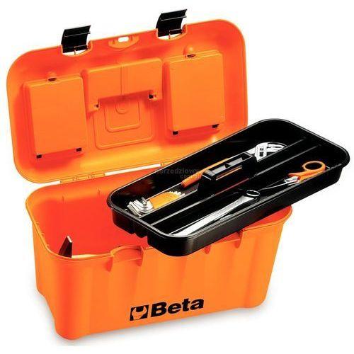 Towar z kategorii: skrzynki i walizki narzędziowe - BETA Skrzynka narzędziowa z tworzywa sztucznego z wyjmow