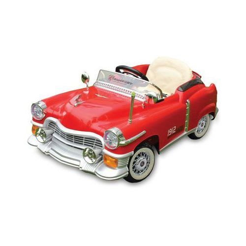 Pojazd dla dzieci na akumulator Alexis, czerwony ze sklepu Pieluchowo.com