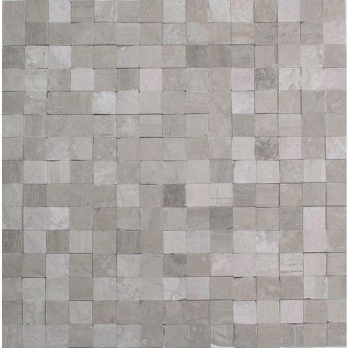 HALCON P-020 - Mozaika ścienna Piedra Gris 30.5x30.5 cm. (glazura i terakota)