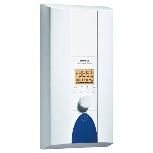 Produkt  Ogrzewacz elektryczny Exclusive 380V 18/21KW przepływowy manualny sterowany elektronicznie DE1821555, marki Siemens