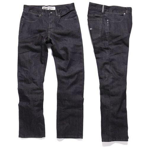 spodnie KREW - Klassics Basics Dark Blue (DBL ) rozmiar: 28 - produkt z kategorii- spodnie męskie