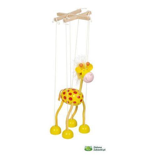 Oferta Drewniana marionetka żyrafa, goki (pacynka, kukiełka)