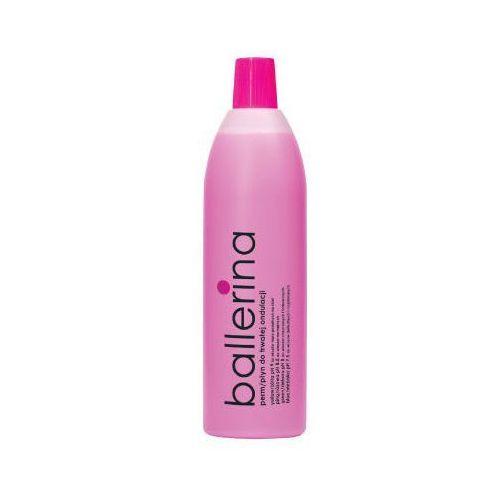 Catzy Ballerina płyn do trwałej ondulacji różowy pH8,5 1050ml - szczegóły w dr włos
