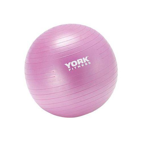 PIŁKA GIMNASTYCZNA Z POMPKĄ 55 CM YORK FITNESS (60229), produkt marki York Fitness