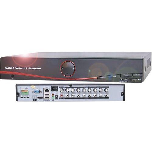 Rejestrator standardowy, hybrydowy AXR 08V8AR-P