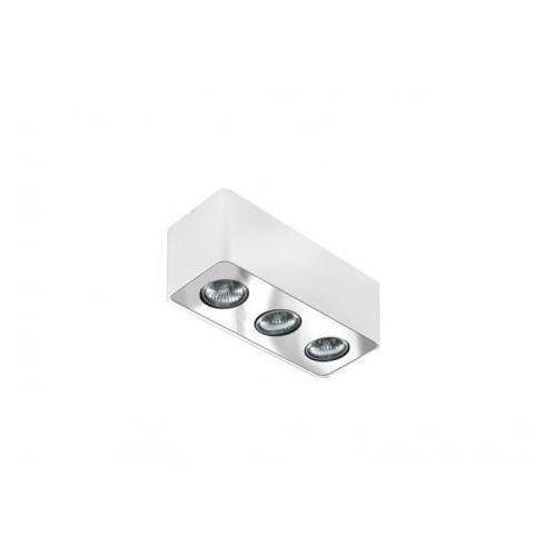 NINO 3 LAMPA NATYNKOWA FH31433S WH/CH AZZARDO z kategorii oświetlenie