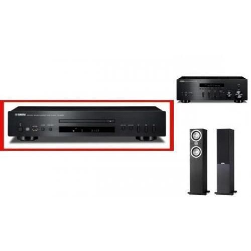 Artykuł YAMAHA R-S300 + CD-S300 + TANNOY MERCURY Vi4 z kategorii zestawy hi-fi