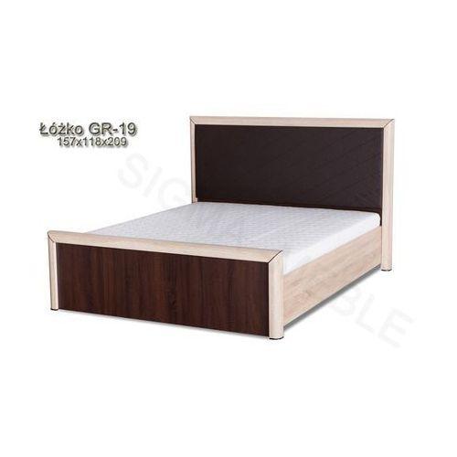 Łóżko GR-19 ze sklepu sigma-meble