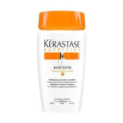 Kerastase NUTRITIVE BAIN SATIN NO. 1 Kąpiel odżywcza nr 1 do włosów normalnych lub lekko suchych (250 ml) - produkt z kategorii- odżywki do włosów