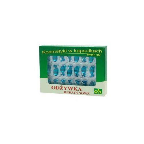 Odżywka Keratynowa Twist Off kapsułki x 48 /Gal, postać leku: kapsułki