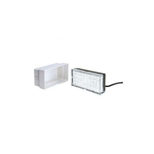 Oferta Oczko hermetyczne LED FLIESE 20x10cm, ciepła biała z kat.: oświetlenie
