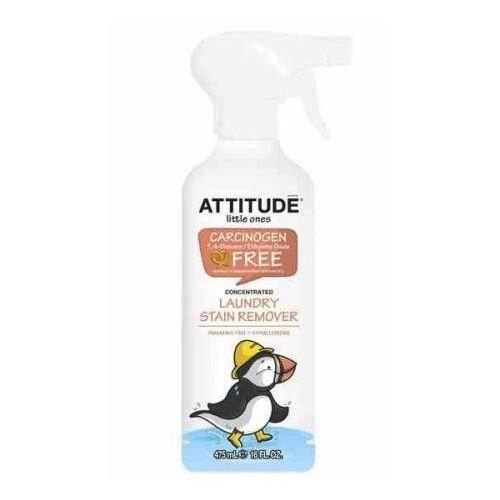 Towar  Little Ones hypoalergiczny odplamiacz do rzeczy dziecięcych w sprayu bezzapachowy 475 ml z kategorii w