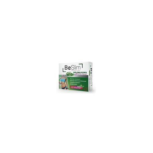 [tabletki] Be Slim zielona kawa tabletki powlekane 30 sztuk