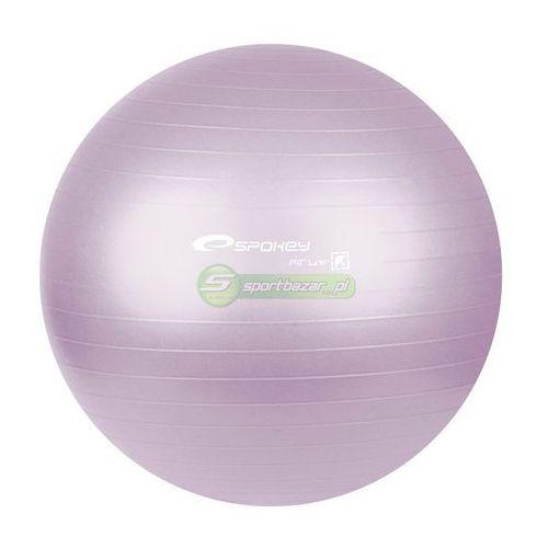 Produkt Piłka gimnastyczna FITBALL 75cm fioletowa