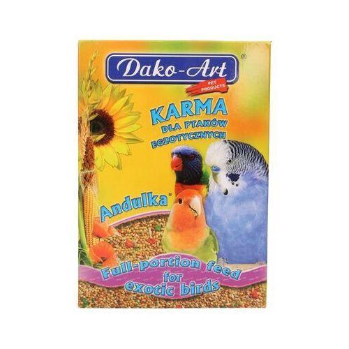 DAKO-ART ANDULKA 500G -PROSO D/PTAKÓW EGZOT. 114 *KARMA *KARTON