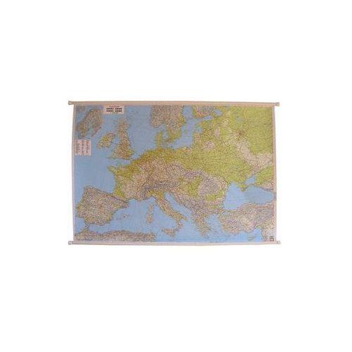 Europa mapa ścienna fizyczna 1:3 500 000  & Berndt, produkt marki Freytag