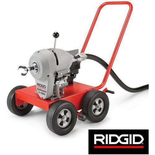 RIDGID Maszyna ze sprężynami w odcinkach K-1500G 44587, kup u jednego z partnerów