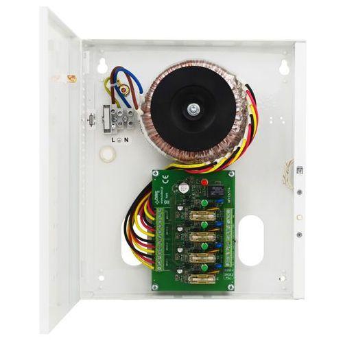 Artykuł Zasilacz 24VAC Pulsar PSAC 24VAC/4A/4x1A/SEP z kategorii transformatory