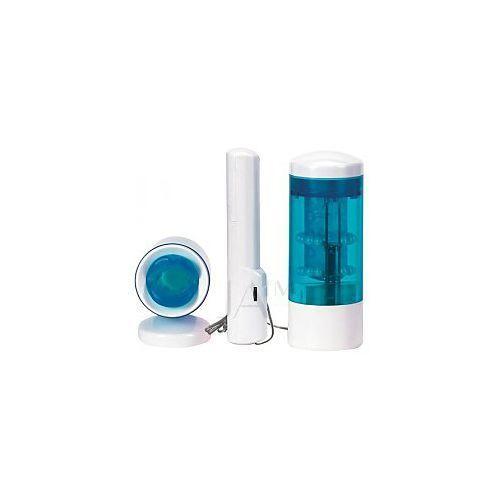 MTX1 Robotic Mouth Masturbator Blue Masturbator usta z wibracjami sterowany pilotem niebieski - oferta [0563d3