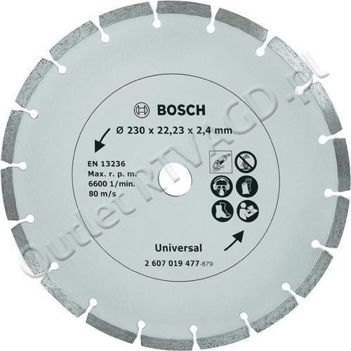 Oferta Tarcza diamentowa segmentowa BOSCH model 2607019477
