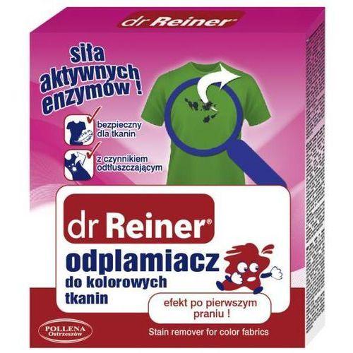 Dr Reiner odplamiacz do tkanin w proszku 400g (wybielacz i odplamiacz do ubrań) od Matopat24
