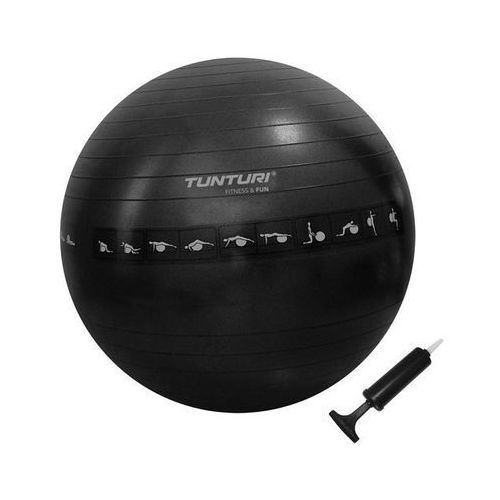 Gym Ball Anti Burst 65cm, produkt marki Tunturi
