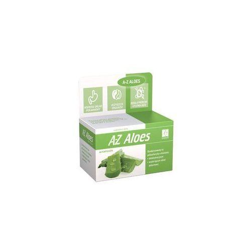 [kapsułki] A-Z Aloes 60 kapsułek - wspomaga odżywianie komórek i regulując ich funkcje Kurier: 13.75, odb