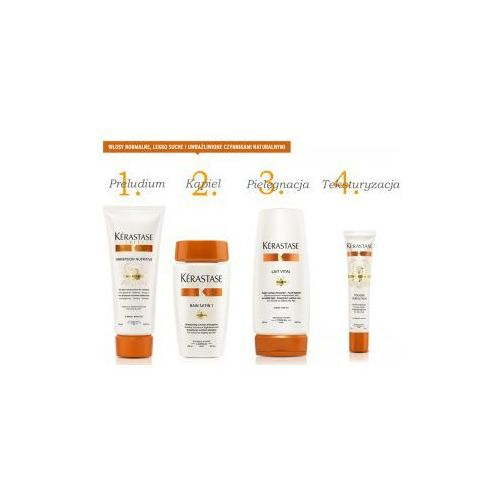 Produkt z kategorii- pozostałe kosmetyki do włosów - Zestaw Kerastase do włosów normalnych, lekko suchych i uwrażliwionych czynnikami naturalnymi.