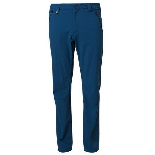 Produkt z kategorii- spodnie męskie - Salomon WAYFARER Spodnie materiałowe niebieski