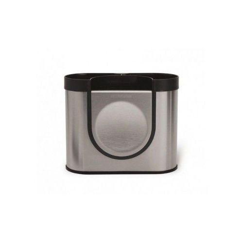 Produkt z kategorii- suszarki do naczyń - Ociekacz do sztućców i narzędzi kuchennych - stal matowa Simplehuman