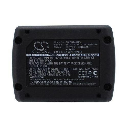 Bosch clpk30-120 / 2 607 336 013 4000mah 43.20wh li-ion 10.8v () wyprodukowany przez Cameron sino